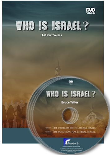 Bruce Telfer - Who Is Israel? - DVD