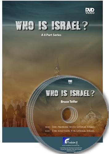 Bruce Telfer - Who Is Israel? - DVD