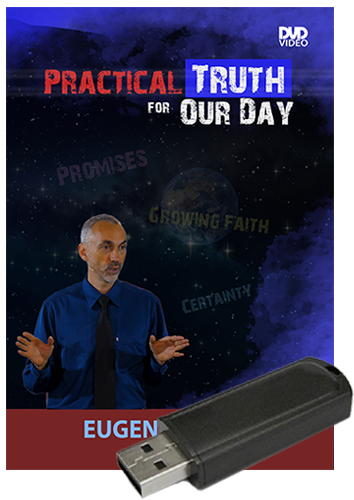 Eugene Prewitt - Practical Truth for Our Days - USB