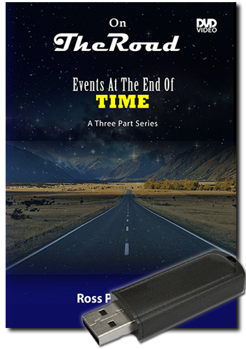 Ross Patterson - Events At The End Of Time - USB