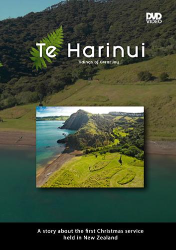 Te Harinui - DVD - Plastic Case