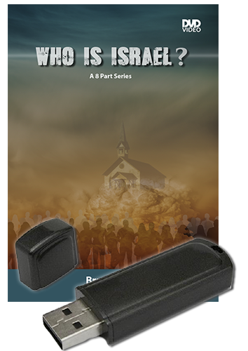 Bruce Telfer - Who Is Israel- USB
