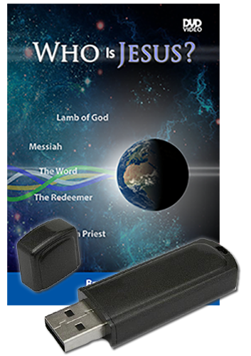 Bruce Telfer - Who Is Jesus - USB