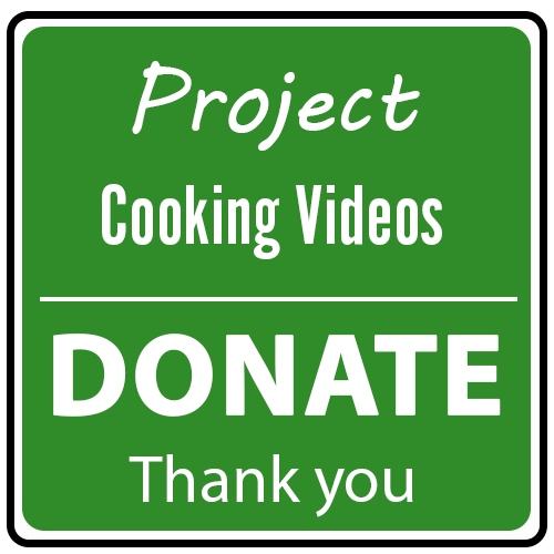 Project  - Short Cooking Videos